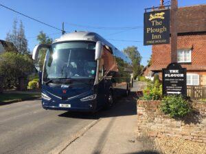 59 seat jumbocruiser deluxe coach hire