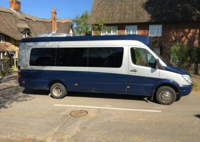 16 seat mini-coach hire
